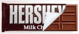 hersheys choc bar